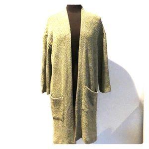 Long Carigan Sweater